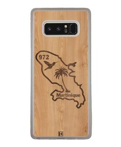 Coque Galaxy Note 8 – Martinique 972