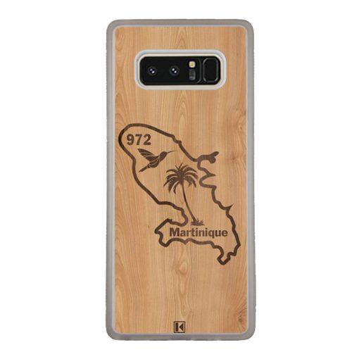 Coque Galaxy Note 8 – Martinique 972