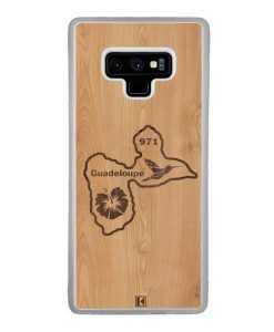 Coque Galaxy Note 9 – Guadeloupe 971