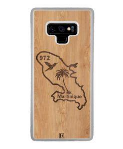 Coque Galaxy Note 9 – Martinique 972