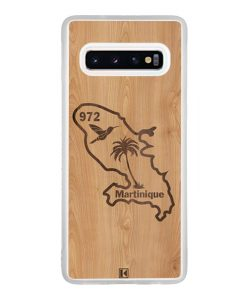 Coque Galaxy S10 – Martinique 972