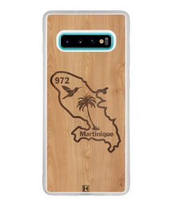 Coque Galaxy S10 Plus – Martinique 972