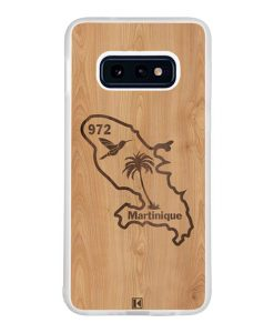 Coque Galaxy S10e – Martinique 972