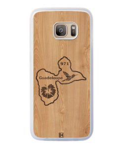 Coque Galaxy S7 Edge – Guadeloupe 971