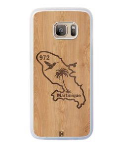 Coque Galaxy S7 Edge – Martinique 972