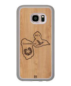 Coque Galaxy S7 – Guadeloupe 971