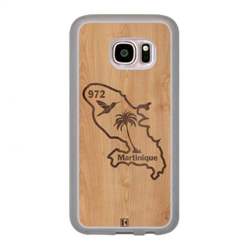 Coque Galaxy S7 – Martinique 972