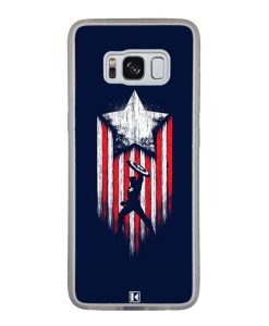 Coque Galaxy S8 – Captain America