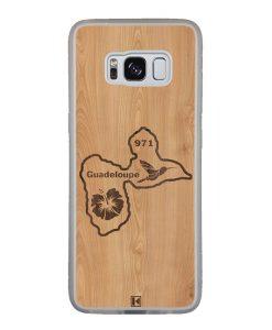 Coque Galaxy S8 – Guadeloupe 971
