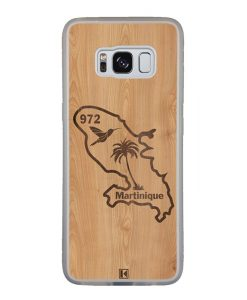 Coque Galaxy S8 – Martinique 972