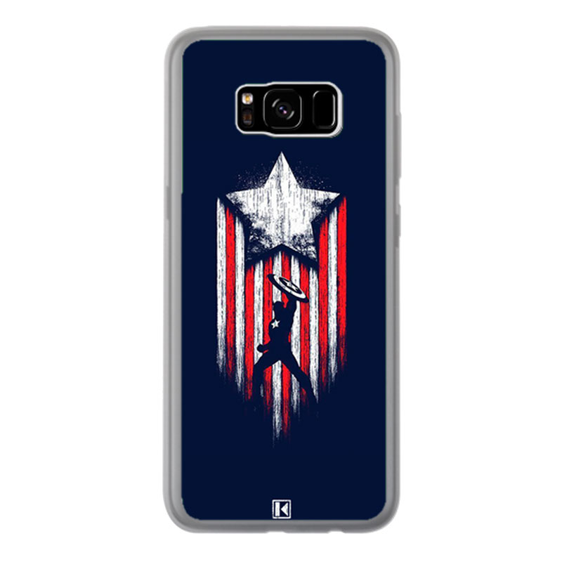 coque samsung s8 plus captain america