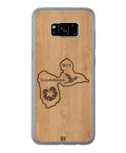 Coque Galaxy S8 Plus – Guadeloupe 971