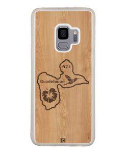 Coque Galaxy S9 – Guadeloupe 971