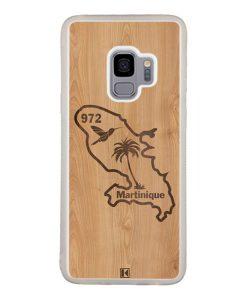 Coque Galaxy S9 – Martinique 972