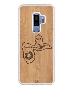 Coque Galaxy S9 Plus – Guadeloupe 971