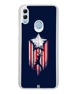 Coque Honor 10 Lite – Captain America