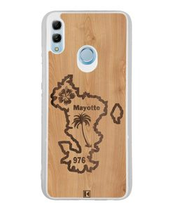 Coque Honor 10 Lite – Mayotte 976