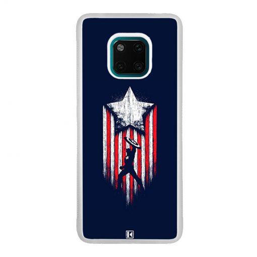 Coque Huawei Mate 20 Pro – Captain America