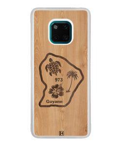 Coque Huawei Mate 20 Pro – Guyane 973