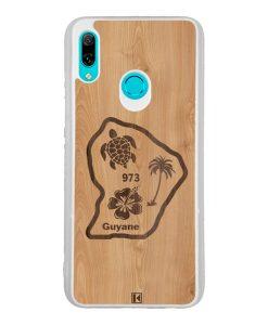 Coque Huawei P Smart 2019 – Guyane 973