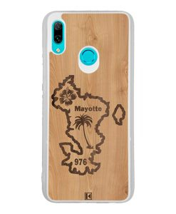 Coque Huawei P Smart 2019 – Mayotte 976