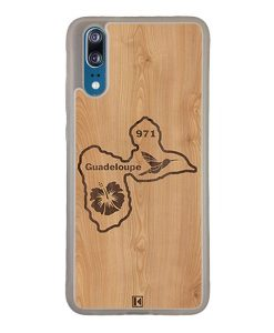Coque Huawei P20 – Guadeloupe 971