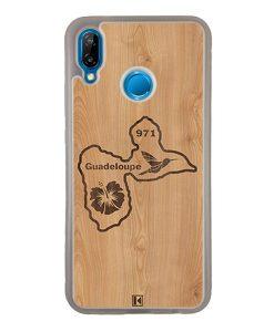 Coque Huawei P20 Lite – Guadeloupe 971