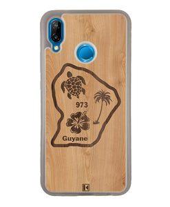 Coque Huawei P20 Lite – Guyane 973