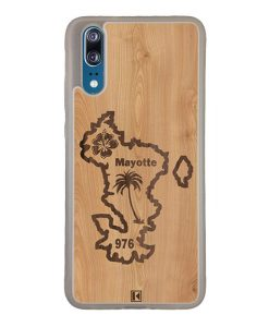 Coque Huawei P20 – Mayotte 976