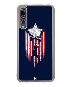 Coque Huawei P20 Pro – Captain America