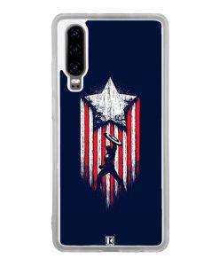 Coque Huawei P30 – Captain America