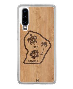 Coque Huawei P30 – Guyane 973