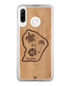 Coque Huawei P30 Lite – Guyane 973