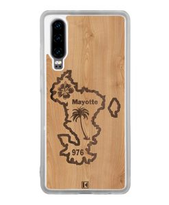 Coque Huawei P30 – Mayotte 976