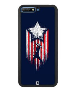 Coque Huawei Y6 2018 – Captain America