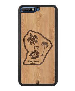 Coque Huawei Y6 2018 – Guyane 973