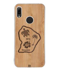 Coque Huawei Y6 2019 – Guyane 973