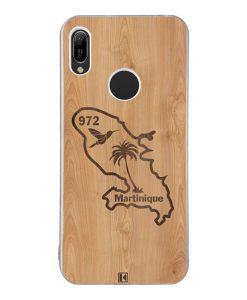 Coque Huawei Y6 2019 – Martinique 972