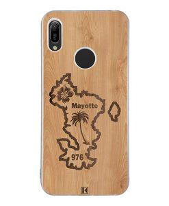 Coque Huawei Y6 2019 – Mayotte 976