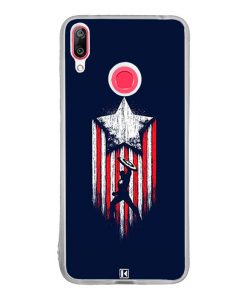 Coque Huawei Y7 2019 – Captain America