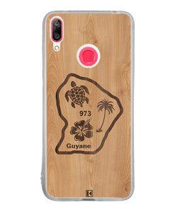 Coque Huawei Y7 2019 – Guyane 973