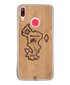 Coque Huawei Y7 2019 – Mayotte 976