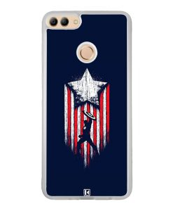 Coque Huawei Y9 2018 – Captain America