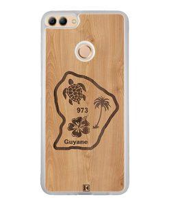 Coque Huawei Y9 2018 – Guyane 973