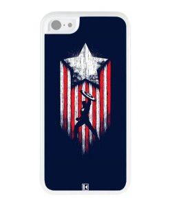 Coque iPhone 5c – Captain America