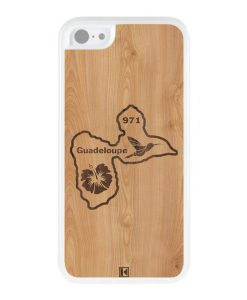 Coque iPhone 5c – Guadeloupe 971