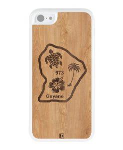 Coque iPhone 5c – Guyane 973