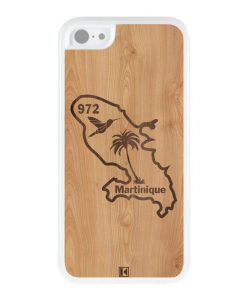 Coque iPhone 5c – Martinique 972