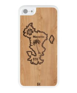 Coque iPhone 5c – Mayotte 976