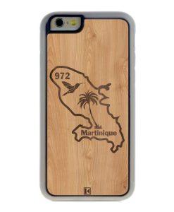 Coque iPhone 6 / 6s – Martinique 972